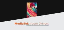 Install MediaTek MT65xx USB VCOM Drivers