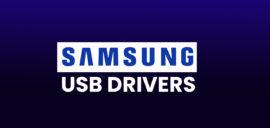 Samsung USB Driver for Mobile Phones (v1.5.63.0)