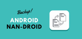 take Nandroid Backup and Restore on your Android Device (2019)