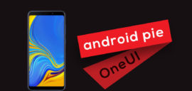 Download and Install Samsung Galaxy A9 Android 9.0 Pie (One UI)