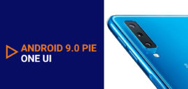 Download and Install Samsung Galaxy A7 Android 9.0 Pie (One UI)