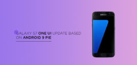 Galaxy S7 will soon receive One UI update based on Android 9 Pie