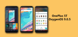 OnePlus 5T receives OxygenOS 9.0.5 update with April security patch: Full Changelog