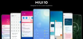 MIUI 10 v9.5.1 brings improved Lockscreen, Child Mode, and Face Unlock