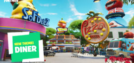 Fortnite v8.51 update patch notes released with shadow bomb and diner theme