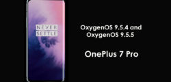 OnePlus 7 Pro gets OxygenOS 9.5.4 and OxygenOS 9.5.5 update