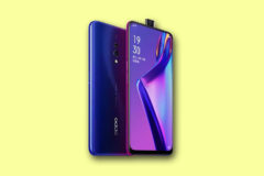 Oppo K3 announced with SDM710, Android Pie, Pop-up Camera, and More