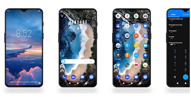 Dark Themes for Huawei/Honor Devices Running EMUI 9